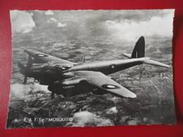 RAF : Le Mosquito Bombardier Mark IV - Avions