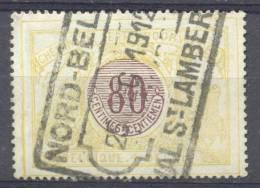 Dq749 N° 39: NORD BELGE //  VAL ST LAMBERT - Spoorwegen