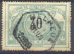 Dq747 N° 23:  Type B-c: MELREUX - Spoorwegen