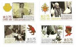 2011 - Vaticano 1566/69 Papa Benedetto XVI^ - Cristianesimo