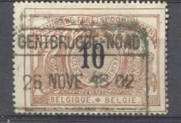 Dq745: N° TR15: GENTBRUGGE-NORD: // *--* : Station-ontvangerij - Spoorwegen