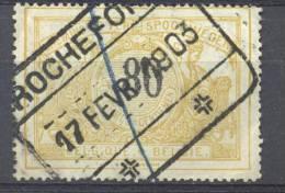 Dq744: N° TR24:  ROCHEFORT // +__+ - Spoorwegen