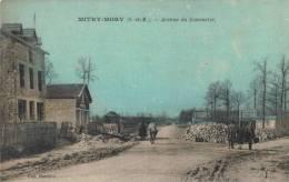 (77) Mitry-mory- Avenue Du Commerce - Mitry Mory