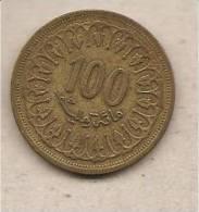 Tunisia - Moneta Circolata Da 100 Millim - 1983 - Tunisia