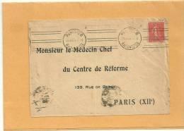 KRAG PARIS 28 6 L.D. EGALES GROUPEES PAR DEUX - Marcophilie (Lettres)