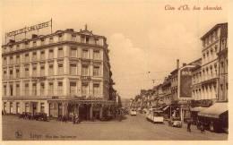 LIEGE Rue Des Guillemins (Côte D'Or,bon Chocolat) - Liege