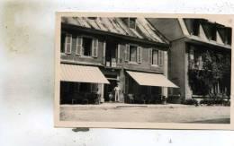 Mouthe  25    L'Hotel Du  Commerce Et Café Animé - Mouthe