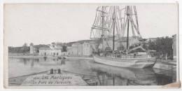 LES MARTIGUES - Le Port De Ferrière  - CPA Petit Format - Martigues