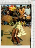 REPUBLIQUE De COTE D´IVOIRE -  Région Du  MAN  -  Danseuse  Delié - Ivory Coast