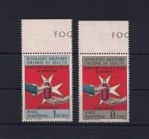 SMOM, ORDEN DE MALTA 1975, BANCO DE SANGRE DE MALTA - Malta (la Orden De)