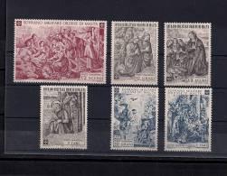 SMOM, ORDEN DE MALTA,  NAVIDAD 1968 Y  1969 - Malta (la Orden De)