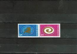 1973 - EUROPA  Yv No 2755/2756 Et Mi No 3120/3121 MNH - Ungebraucht