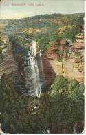 Australie    WENTWORTH     FALLS ,Leura    Post Card   1908 - Australie