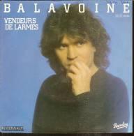 """45 Tours SP - DANIEL BALAVOINE - RIVIERA 100250 -   """" VENDEURS DE LARMES """" + 1 - Dischi In Vinile"""