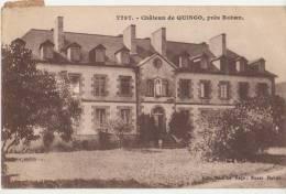 CPA 56 ROHAN Environs Le Château De Quingo 1932 - Rohan