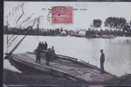 ROSNY SUR SEINE LA BAC - Rosny Sur Seine