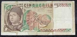 5000 Lires Italie - [ 2] 1946-… : République