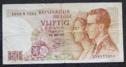 Belgique 20 Francs - [ 2] 1831-... : Royaume De Belgique