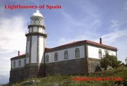 Lighouses Of Spain - Galicia/Isla De Ons Postcard Collector - Phares