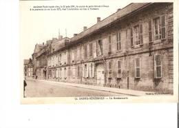 51 - SAINTE MENEHOULD - LA GENDARMERIE - Sainte-Menehould