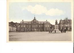 51 - SAINTE MENEHOULD - HOTEL DE VILLE - CAISSE D'EPARGNE - POILU - Sainte-Menehould