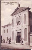 Bondanello Di Castelmaggiore, Chiesa E Canonica (bn) - Autres Villes