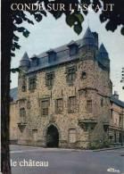 * * CONDE-SUR-L´ESCAUT * * Le Château Bailleul - Conde Sur Escaut