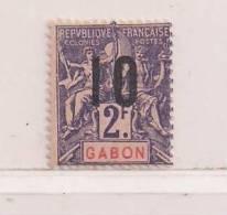 GABON  ( GABO - 4 )  1912  N° YVERT ET TELLIER   N° 77  N* - Gabon (1886-1936)