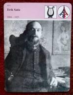 Erik Satie - Collezioni