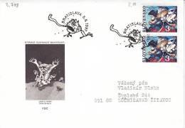 Tschechoslowakei-Bratislava 1997. Biennale Der Buchillustrationen - Buch (2.749) - Tschechische Republik