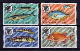 Ascension - 1970 - Fishes (3rd Series) - MH - Ascension (Ile De L')
