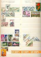 Konvolut, Briefmarken KONGO-Brazzaville - Gebraucht