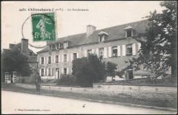 35 . CHATEAUBOURG . La Gendarmerie - Other