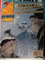 *SPIROU N°2581 DU 29 SEPTEMBRE 1987. 1° PLAT DE HERMANN - Spirou Magazine