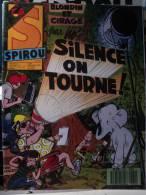 *SPIROU N°2574 DU 11 AOUT 1987. 1° PLAT DE JIJE - Spirou Magazine