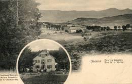 STEINTAL Bas Les Champs Ban De La Roche Maison Forestière De La Charbonnière - Autres Communes