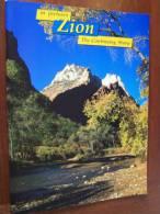 Brochure In Pictures ZION The Continuing Story - 1995 - Quelques Feuillets Papier En Français - Other