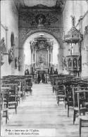 Orp 1: Intérieur De L'Eglise 1922 - Orp-Jauche