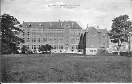 Manage 73: Institut St-Antoine. Façade, Côté Du Parc - Manage