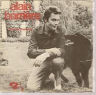"""45 Tours SP - ALAIN BARRIERE  - BARCLAY 60982 -  """" UN HOMME S'EST PENDU """" + 1 - Vinyles"""