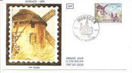 FDC (env) Massenet Don Quichotte (YT 1177 Du 30-04-1979) - FDC