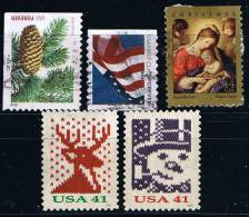 USA, Michel #  O - Used Stamps
