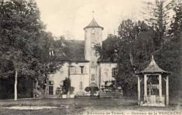 ENVIRONS DE THIERS CHATEAU DE LA VERCHERE - France