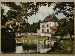 Marcourt S/Ourthe, Le Château - Rendeux