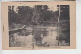 KONGO REPUBLIK, BRAZZAVILLE, Franz.Congo 1921 Brazzaville - Brazzaville