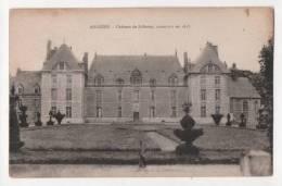 ANGIENS - Château De Silleron, Construit En 1617 - France