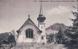 Caux Chapelle Anglaise (6023) - VD Vaud
