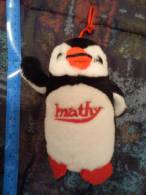 Peluche Pingouin Fnathy Fnath - Peluches