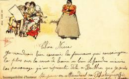 Incompatibilité D'humeur, 1904 - Guillaume