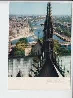 REF22.068  PHOTOGRAPHE A. MONIER...PARIS .NOTRE-DAME.VUE PRISE DE LA TOUR NORD. - Monier